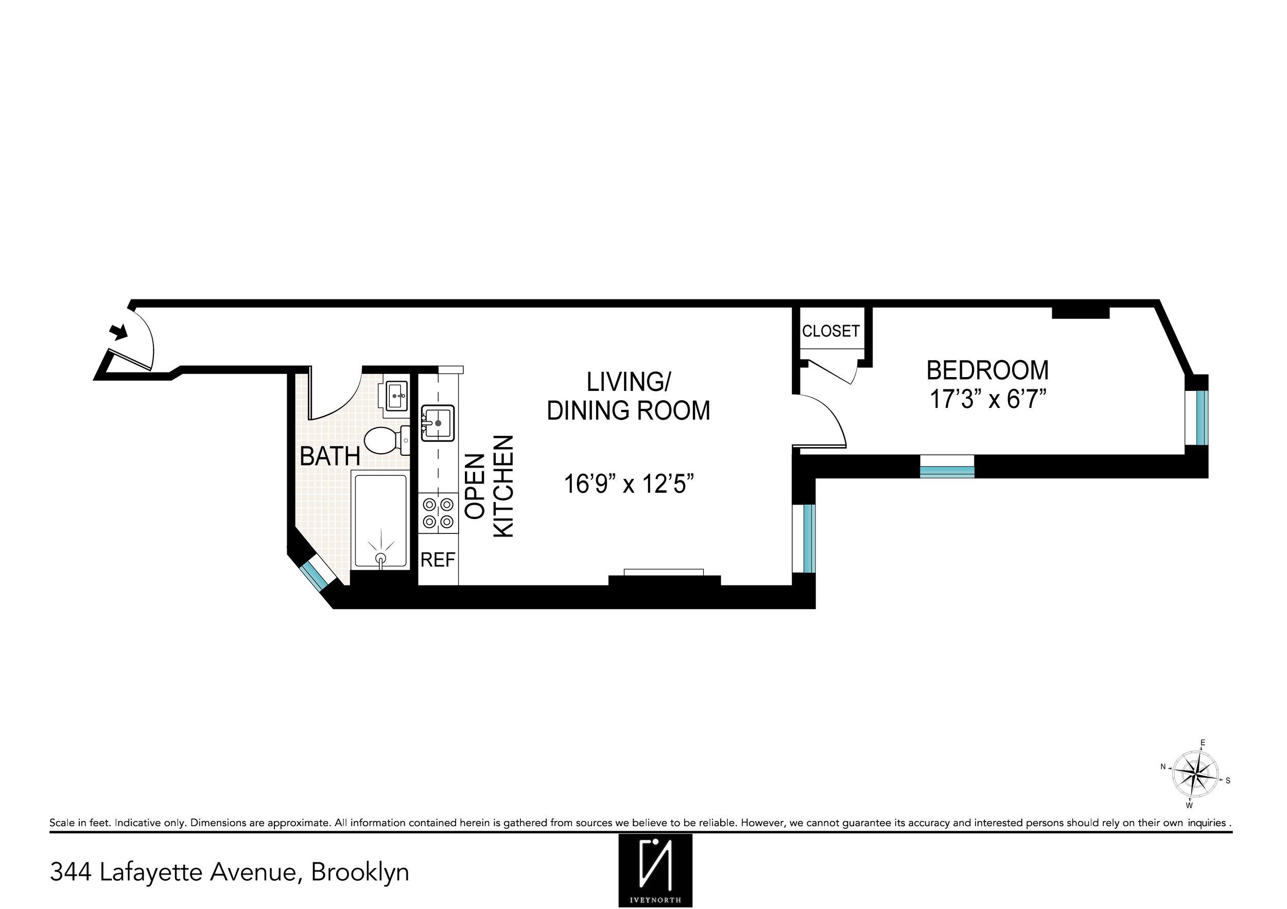 344 Lafayette Avenue Ivey North Plan.jpg