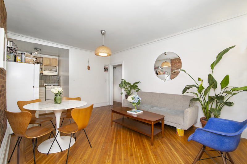 $3,000/month 2.5 BD | 1.0 BA | 779 SF  Fort Greene  12 Fort Greene Place