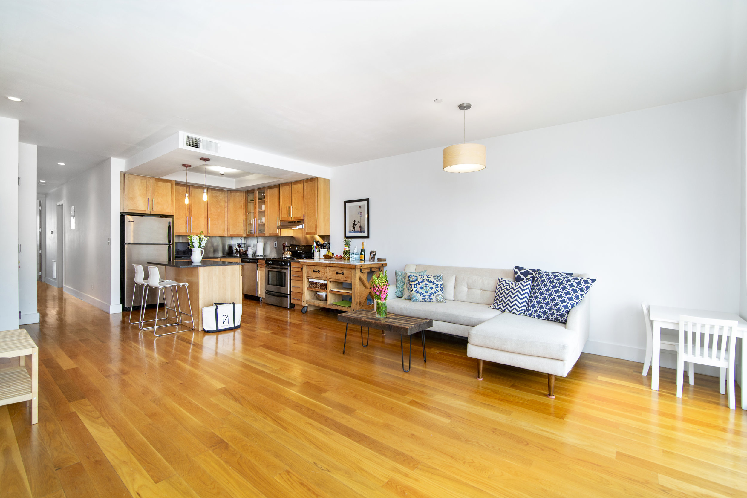 195 Spencer Street, Brooklyn, NY Living and Dining .jpg