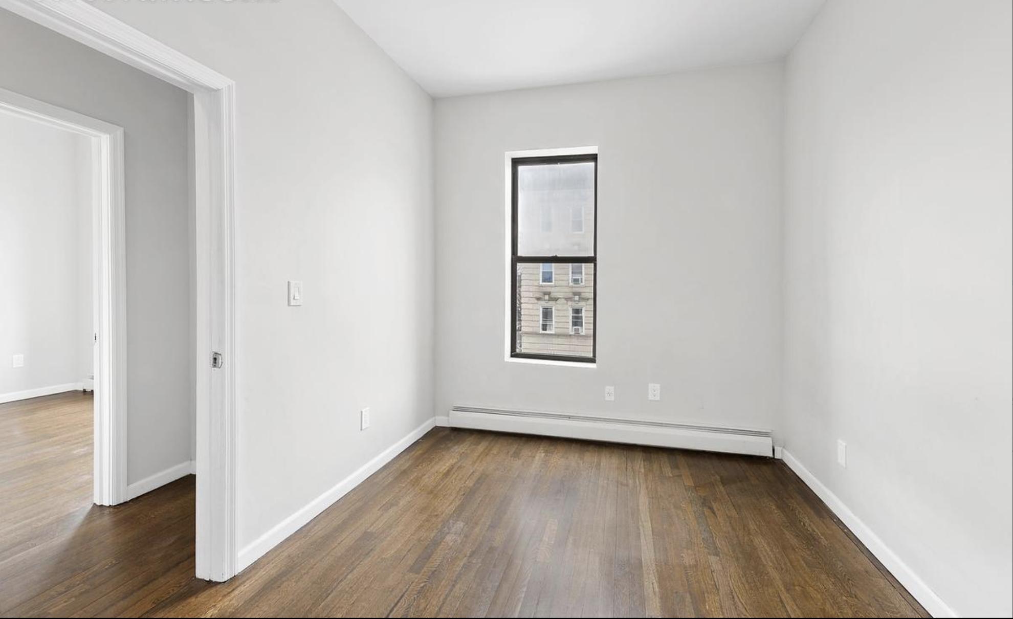 $2,150/month 2.0 BD | 1.0 BA  Stuyvesant Heights  426 Bainbridge Street Apt. 1L
