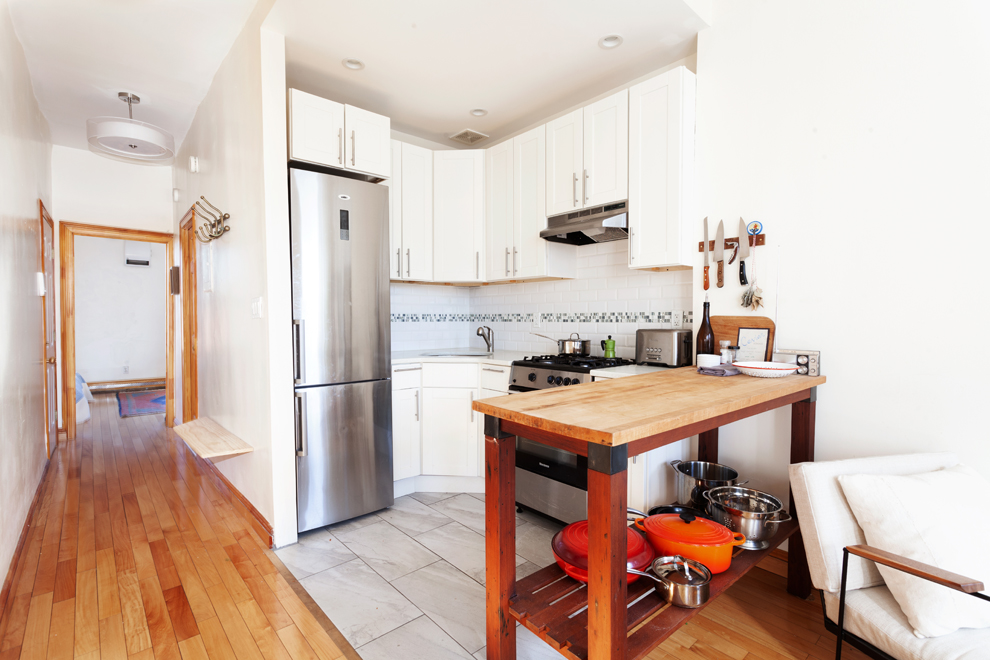 615 Halsey Street Kitchen One Bedroom .jpg
