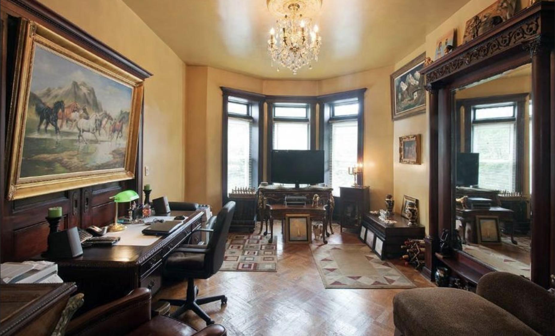 $1,200,000 8.0 BD | 3.0 BA | 3,500 SF  Crown Heights  837 Eastern Parkway  Sold