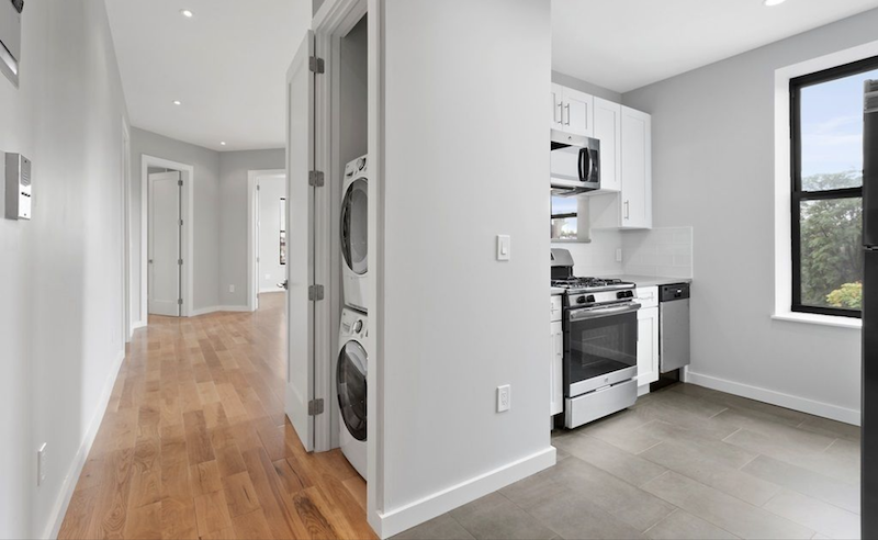 $3,500 | NO FEE 4.0 BD | 2.0 BA  Stuyvesant Heights  490A Jefferson Avenue