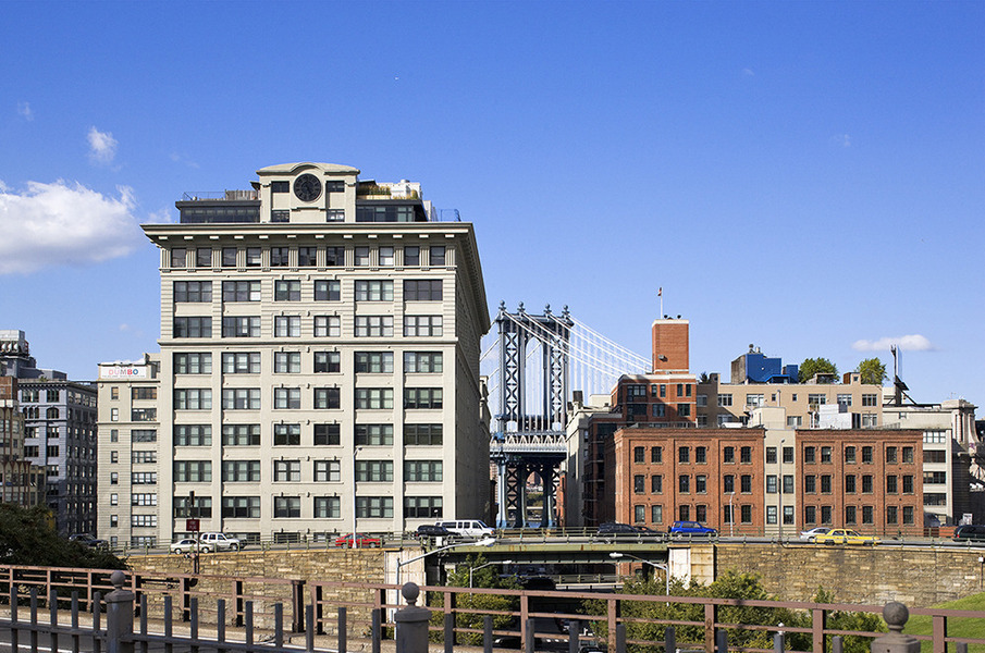 $1,832,851 2.5 BD | 3.0 BA | 1,656 SF  Dumbo  70 Washington Street  Sold