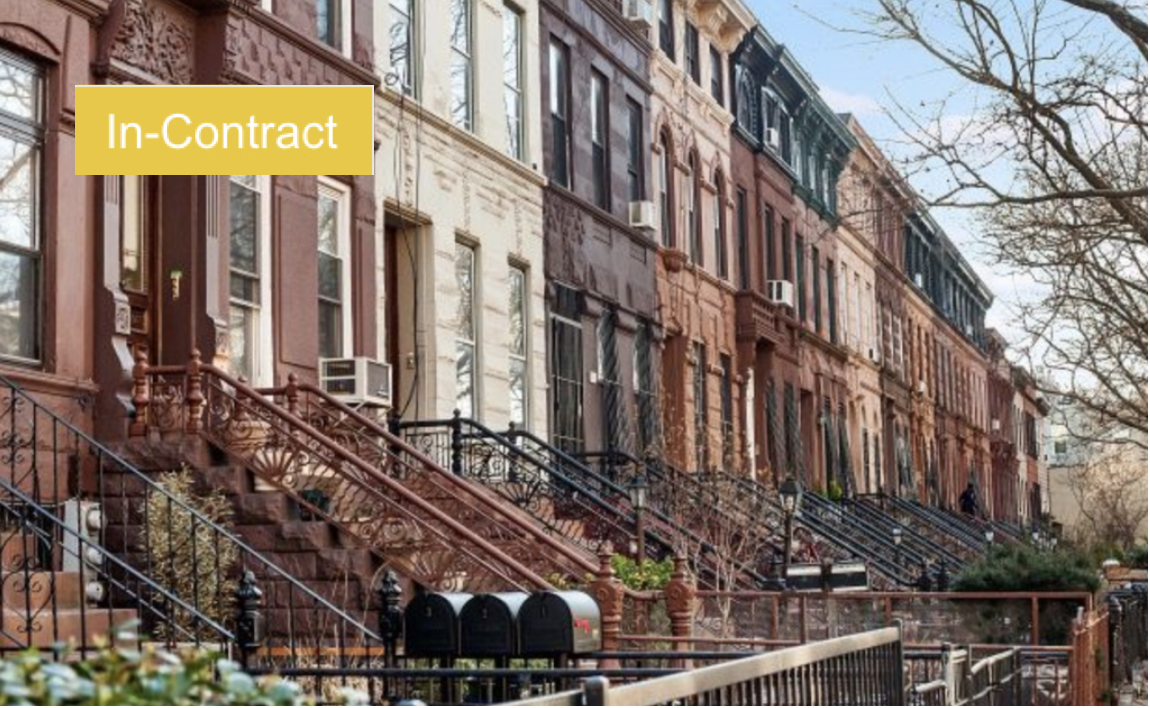 $1,700,000 6.0 BD | 4.0 BA | 7,000 SF  Bedford Stuyvesant  259-261 Halsey Street |   Contract signed