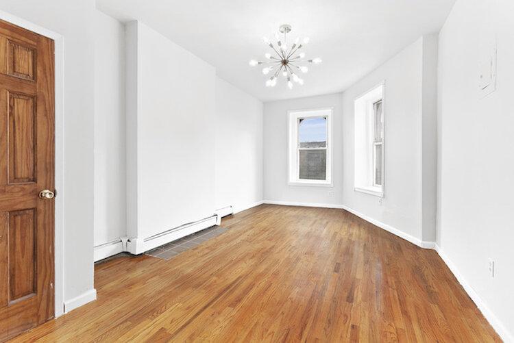 $2,150/month 2.0 BD   1.0 BA  Stuyvesant Heights  721 Halsey Street