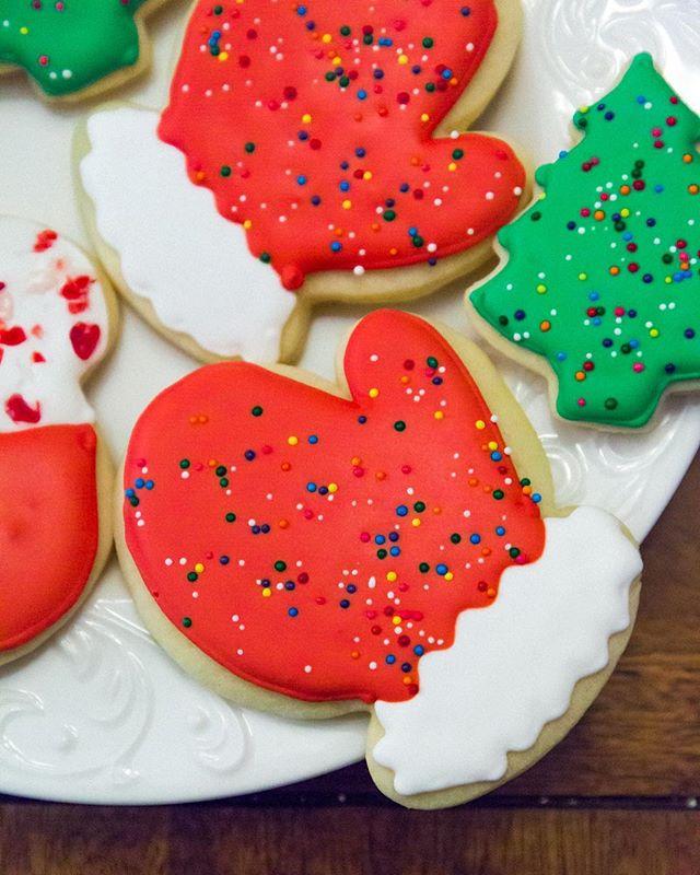 Let the baking season begin! ❤️