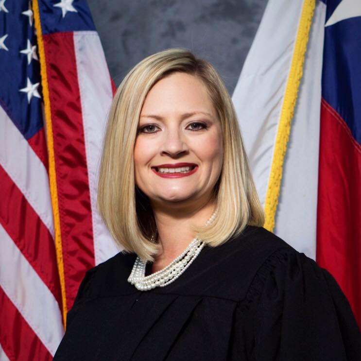 Hon. Jessica Crawford (2nd 25th Judicial District)