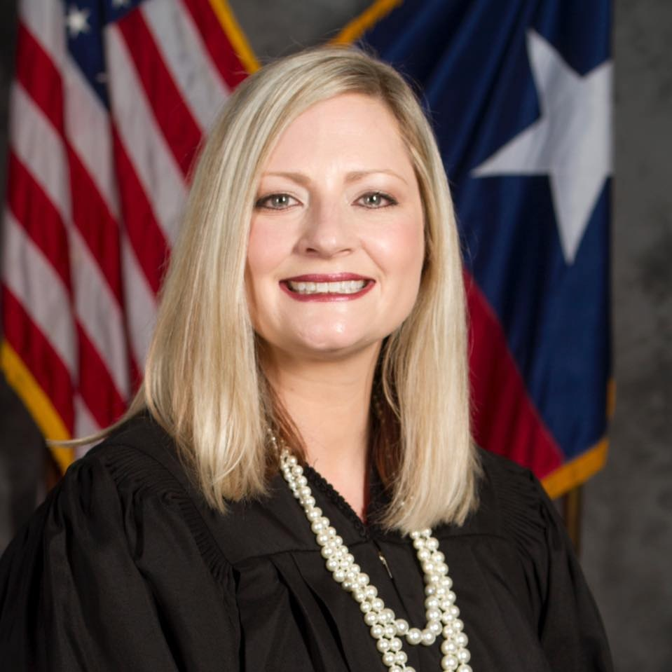 Hon. Jessica Crawford, 2nd 25th Judicial Court Judge - 211 West Court Street, Room 220Seguin, TX 78155(830) 303-8852 Ext 2