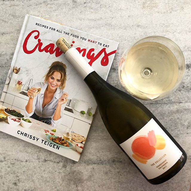 Prepping for #easter with @chrissyteigen #cravings and @target @thecollectionwine - could #spring be any better?!
