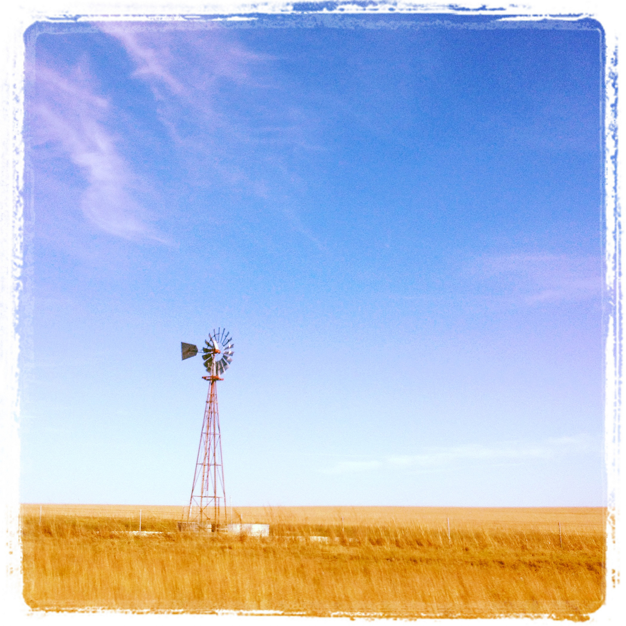 Windmill Kansas