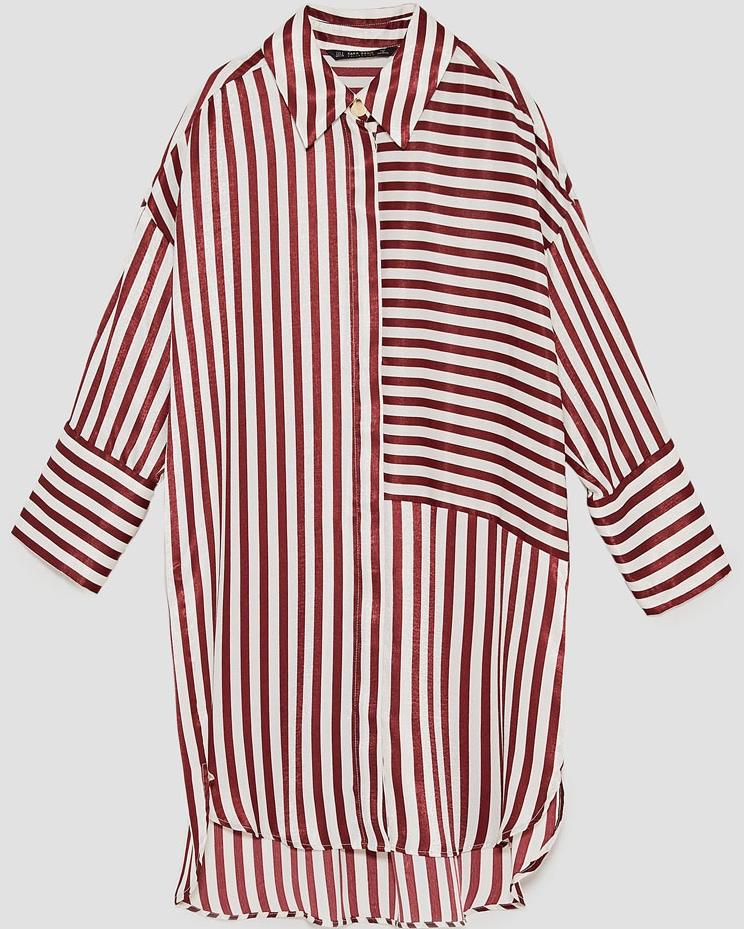 Fall Stripe Dress
