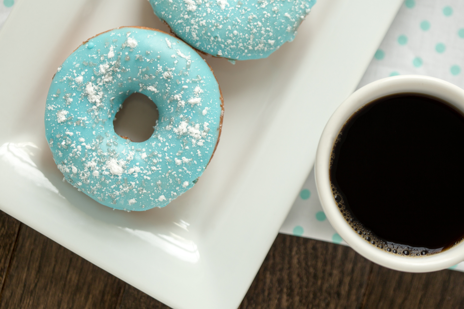 donuts n coffee