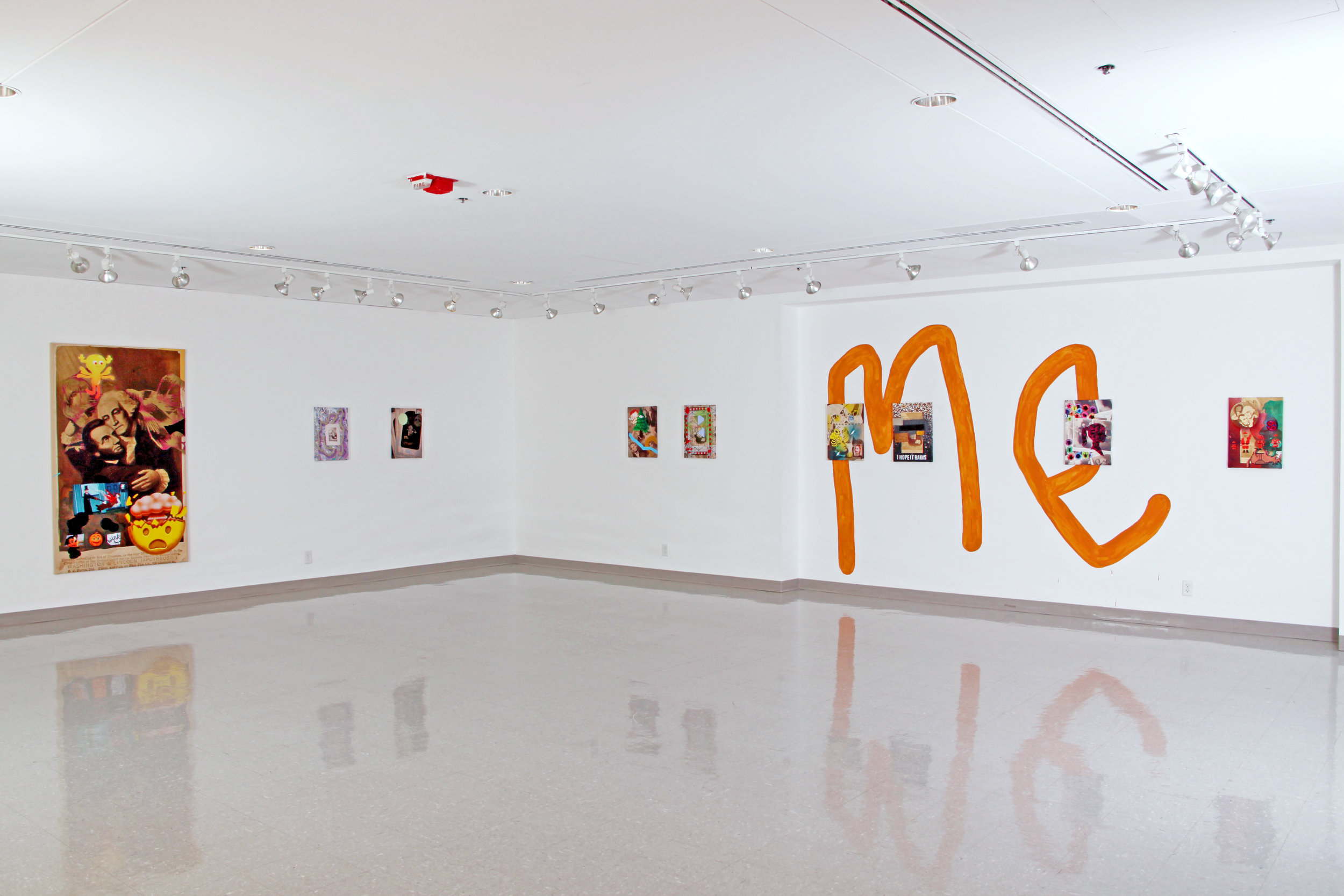 Hold Me  (installation view)