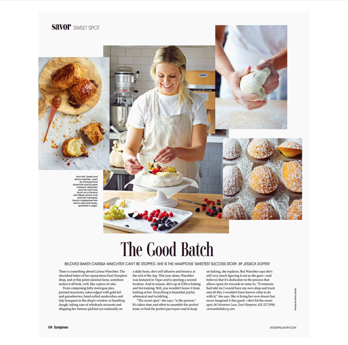 Hamptons Magazine (2018)