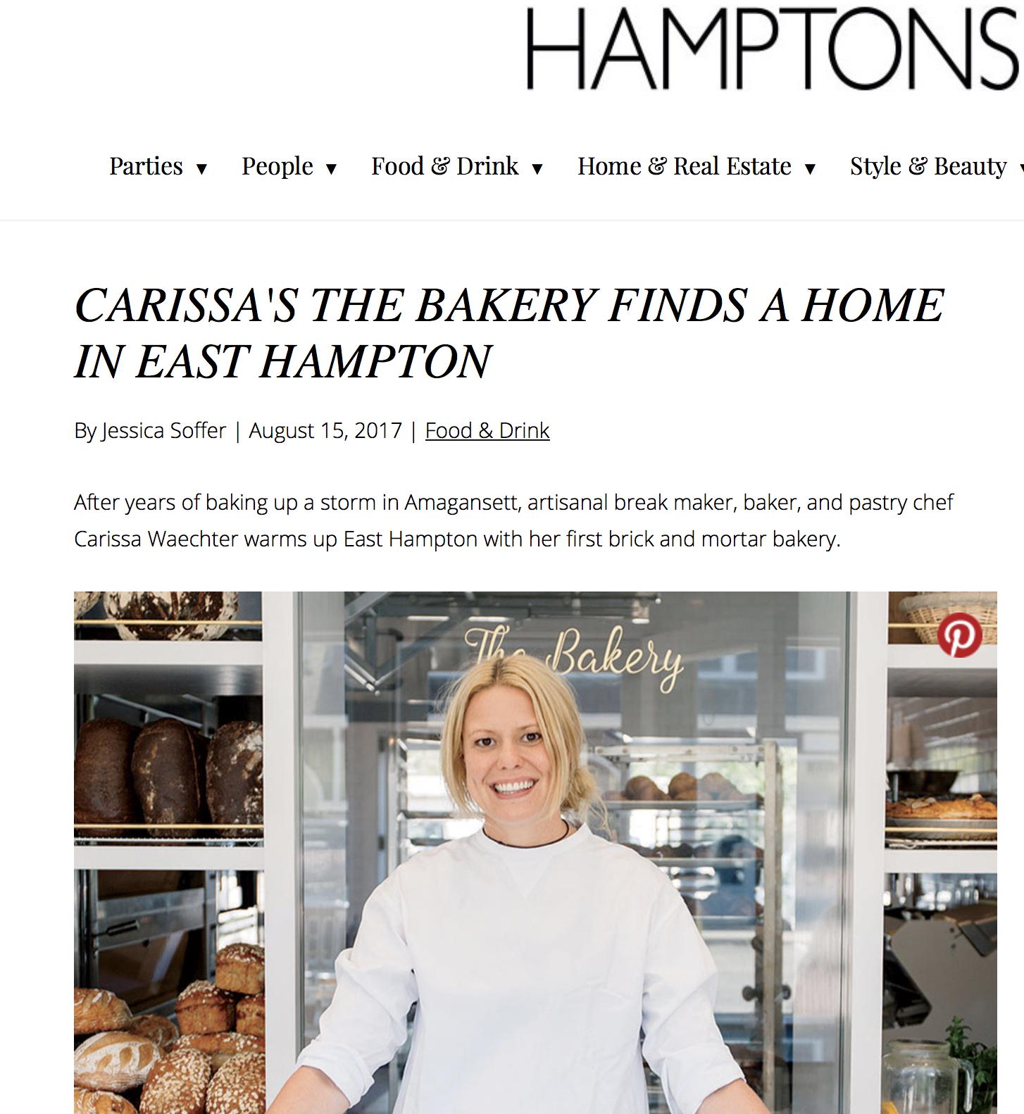 Hamptons Magazine 1