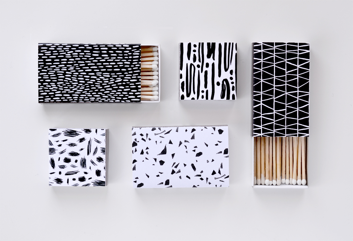 Matchboxes    Personal project, exploring packaging design and surface pattern applications.   VIEW PROJECT