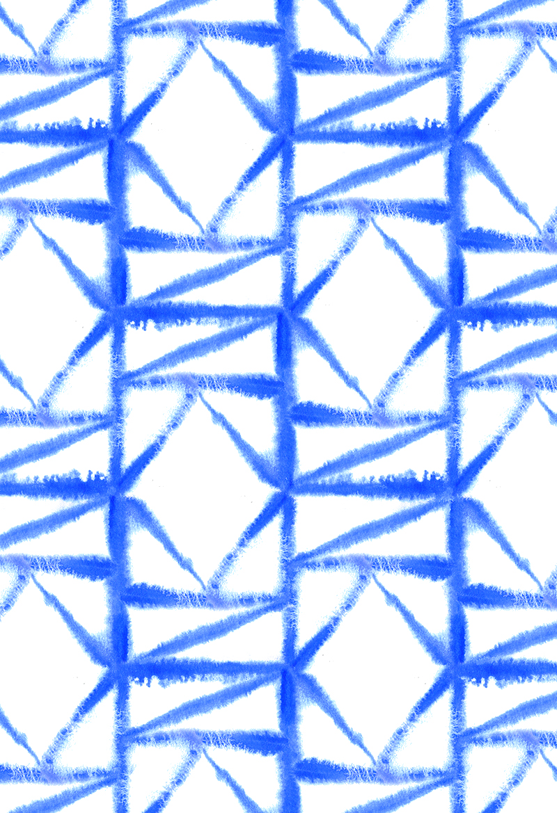 Erin Dollar Pattern Design - blue ink geo.jpg
