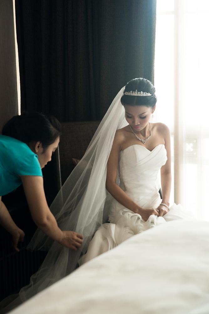 David and Sea's Wedding