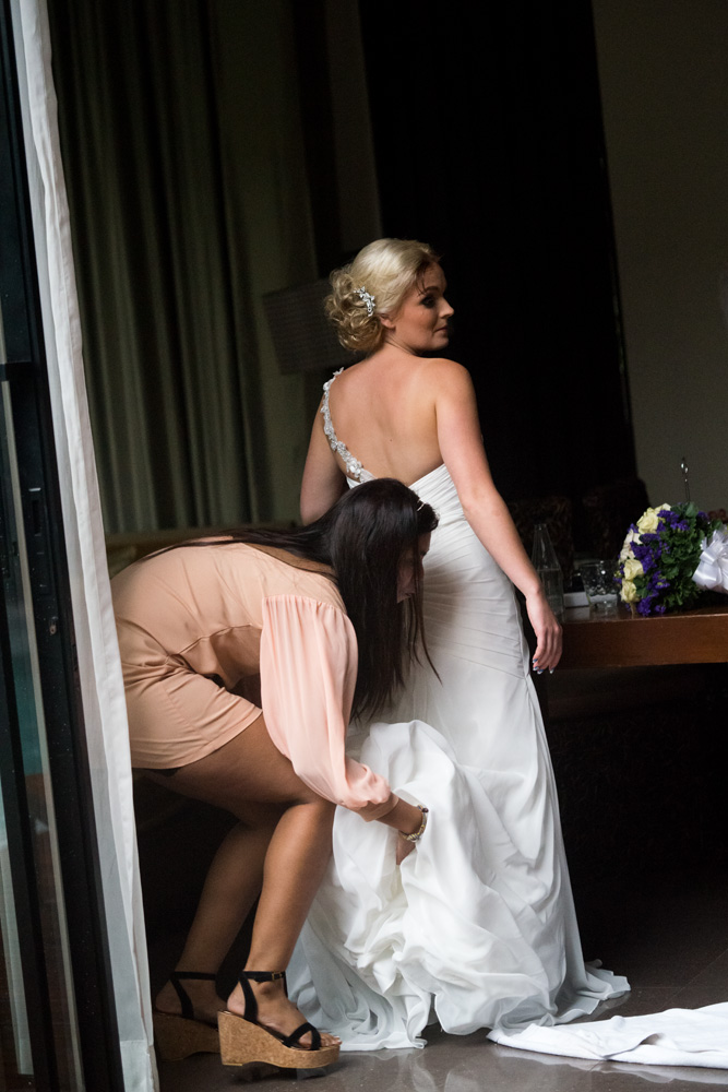 Cheryl and Colm's Wedding