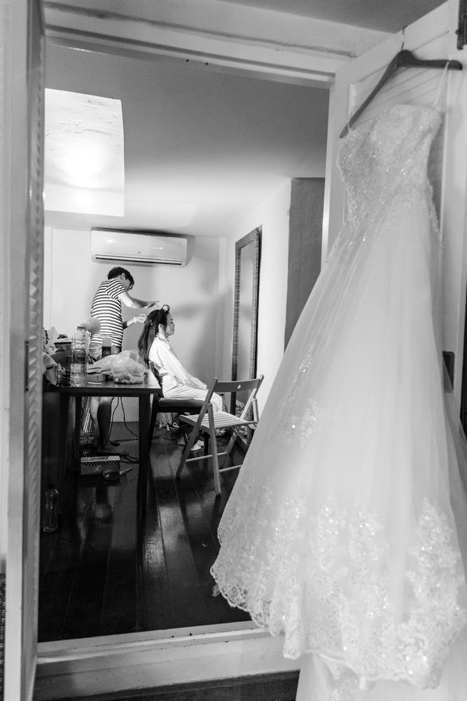 Peter and Kan's Wedding