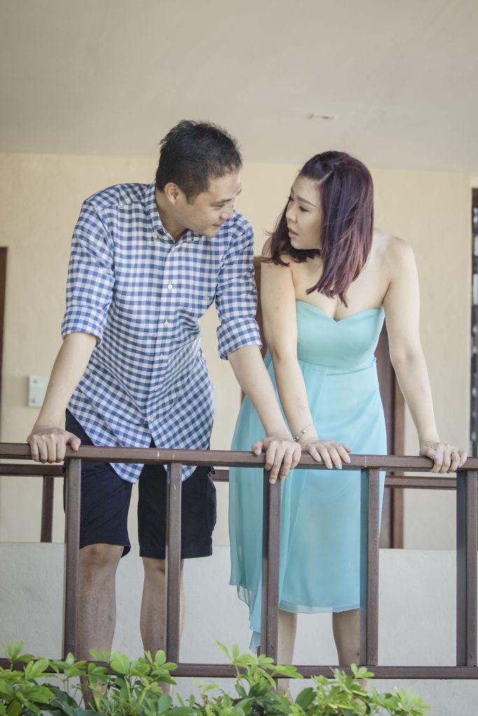 Siew Yee and Matt 18