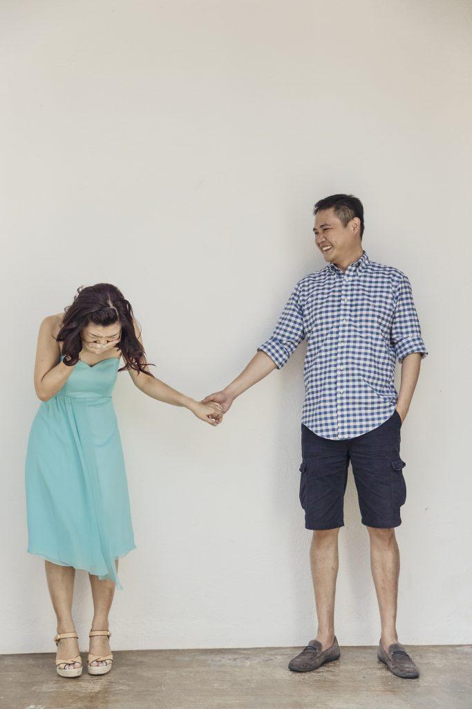 Siew Yee and Matt 2
