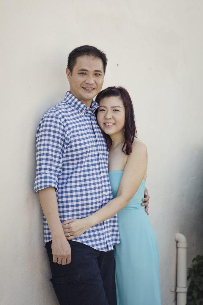 Siew Yee and Matt 7
