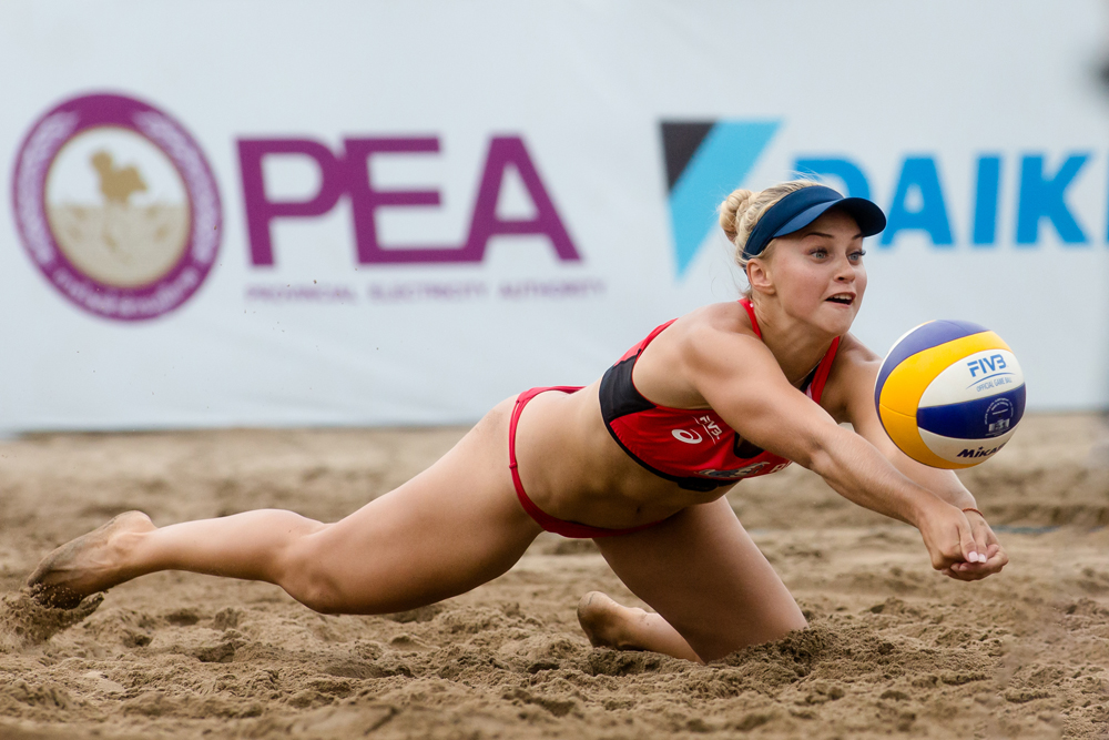 Maria Voronina of Russia