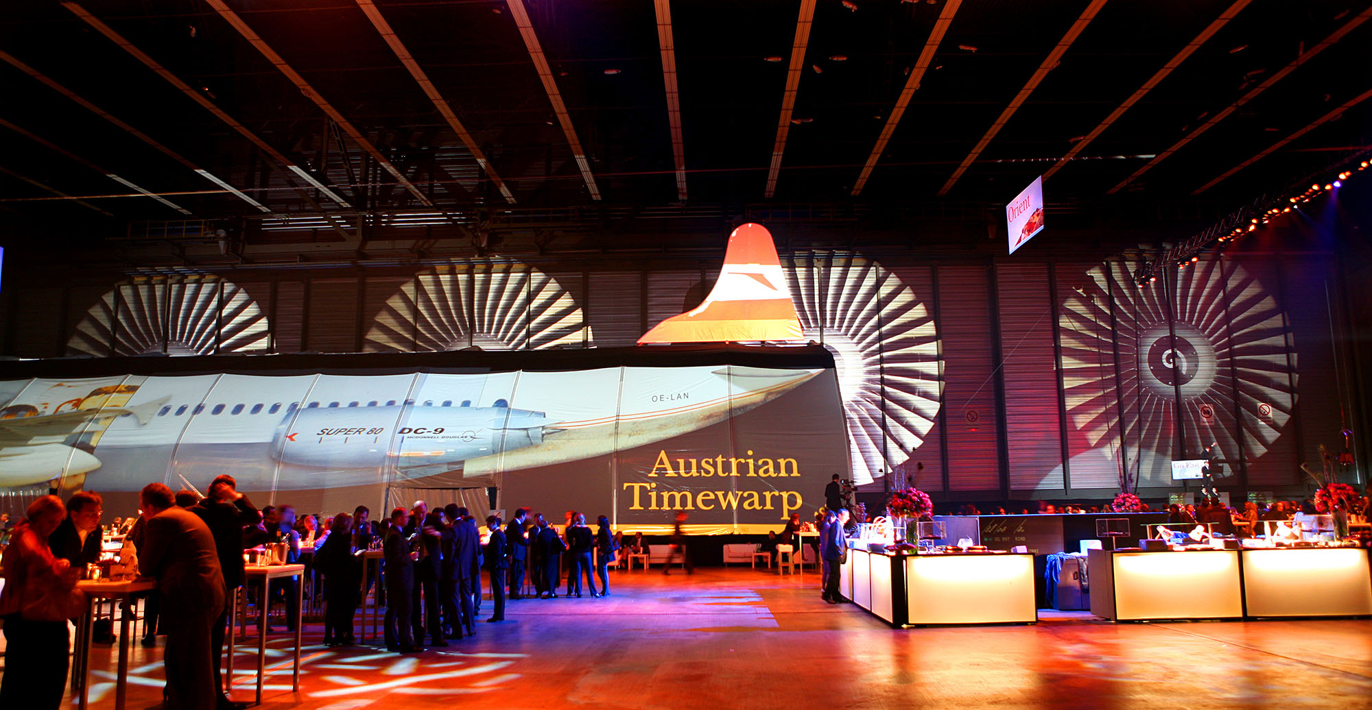 AUSTRIAN AIRLINES | 50-JAHR-JUBILÄUM