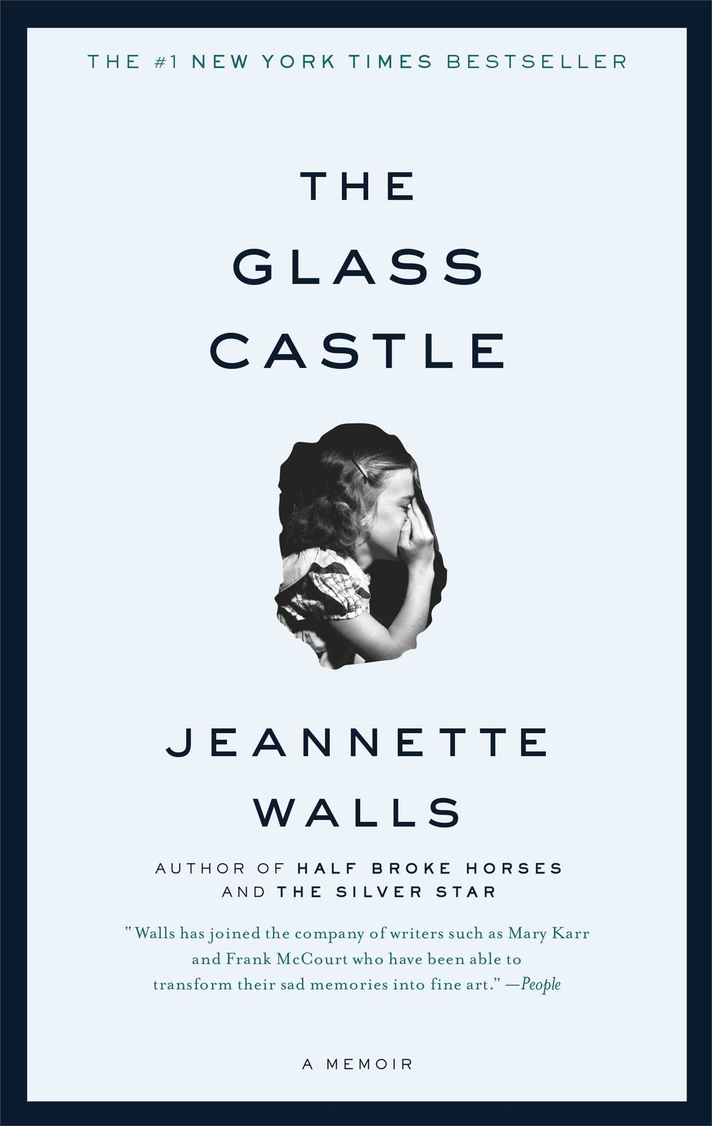 The Glass Castle -Jeannette Walls - This is a great autobiography that is authentic and honest. It shares the author's journey of resiliency and success.It is both heartbreaking and inspiring.
