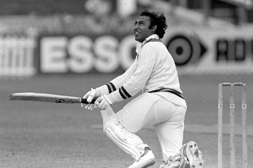 MUDASSAR NAZAR - The Pakistan international scored a club record 1,160 runs in the 1984 season and is still remembered fondly at B.C.C.