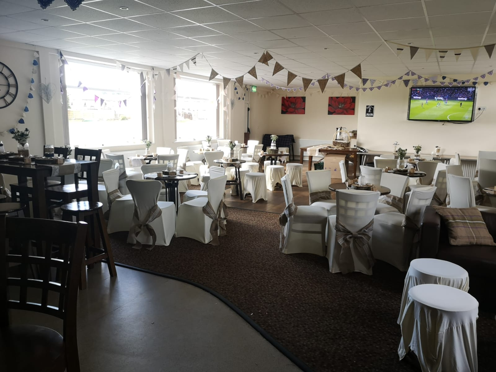 function room in burnley