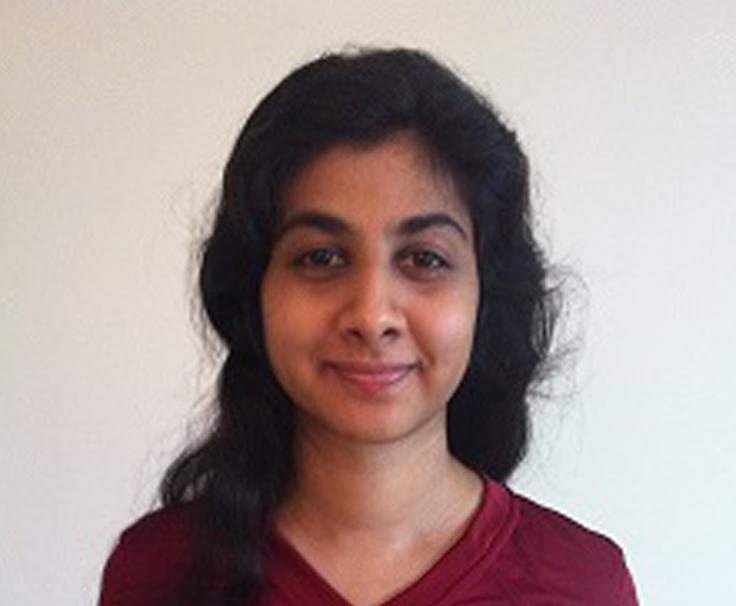 Sangita Dandekar, Ph.D. - Post Doctoral Researcher[enter blurb here]