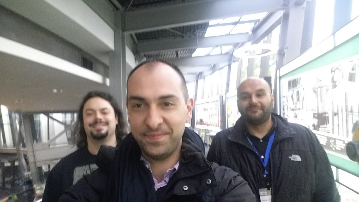 With dottorblaster and Daniele