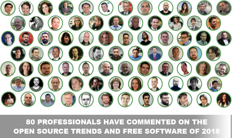 Open Source Trends Book 2018 - Experts