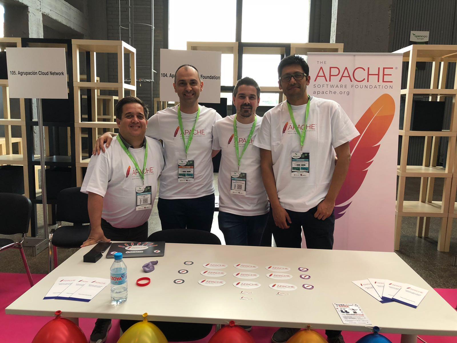 Apache Guys