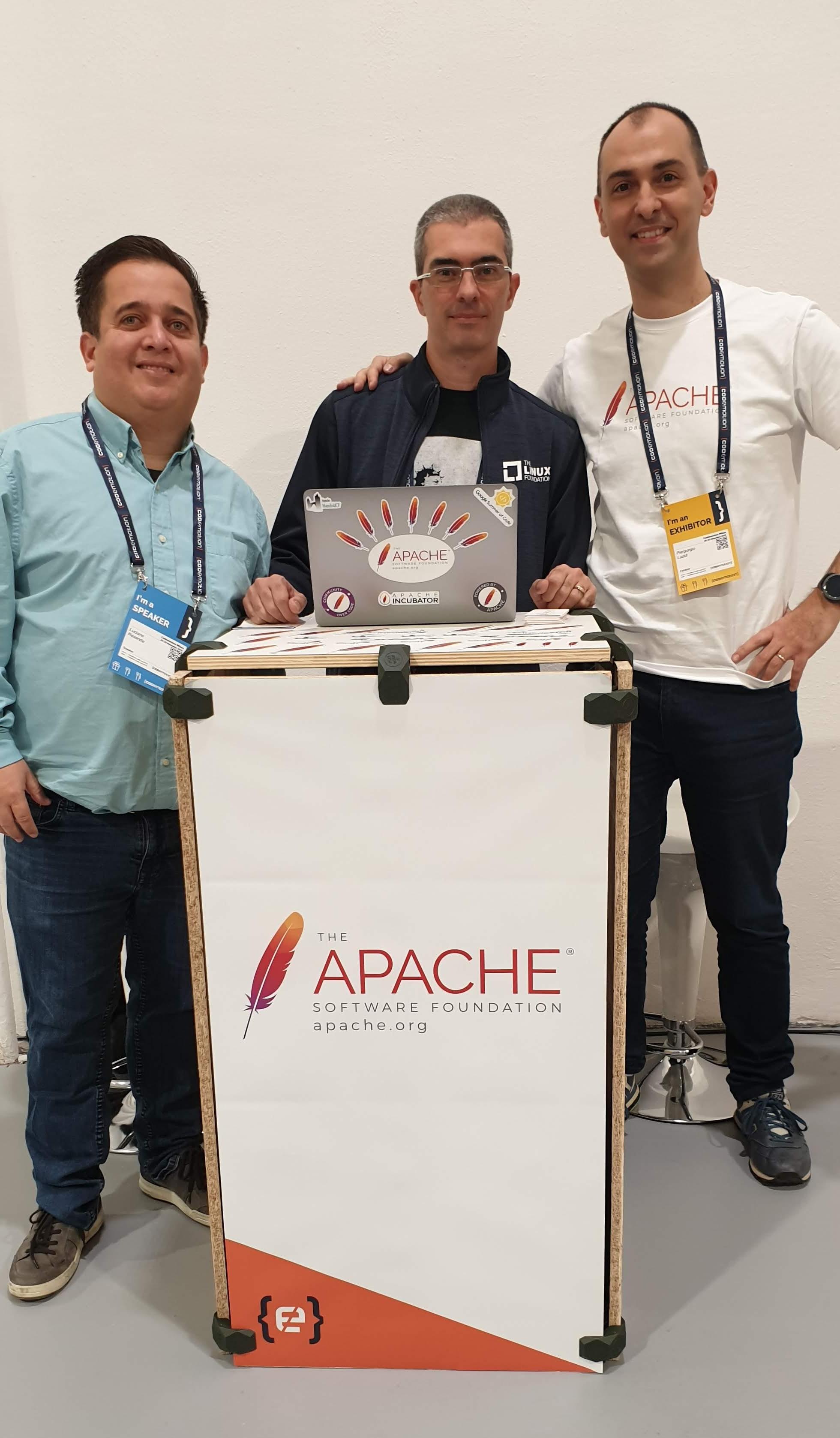 Apache Community Development