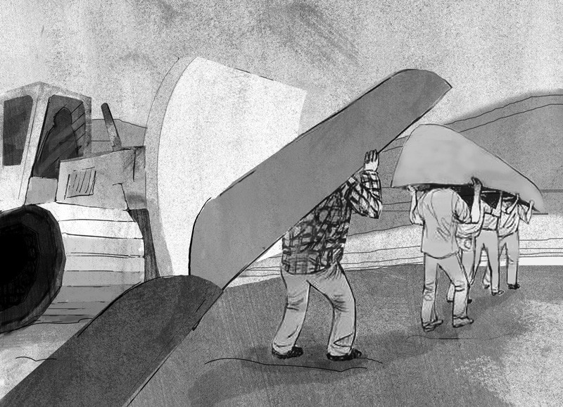 Illustration:Shantala Robinson