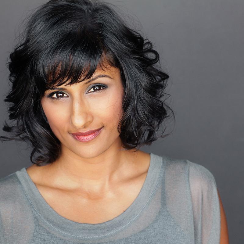 Sarayu Blue    as Vidya