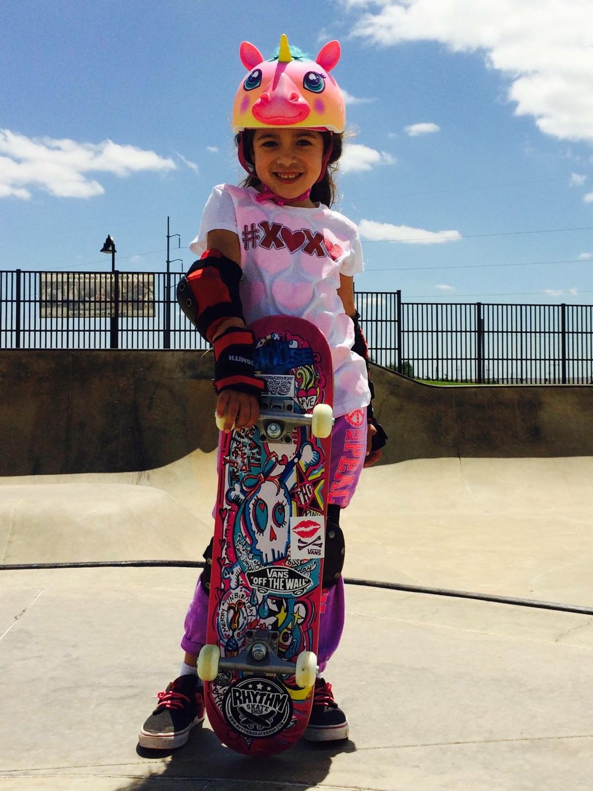 Skategirl -