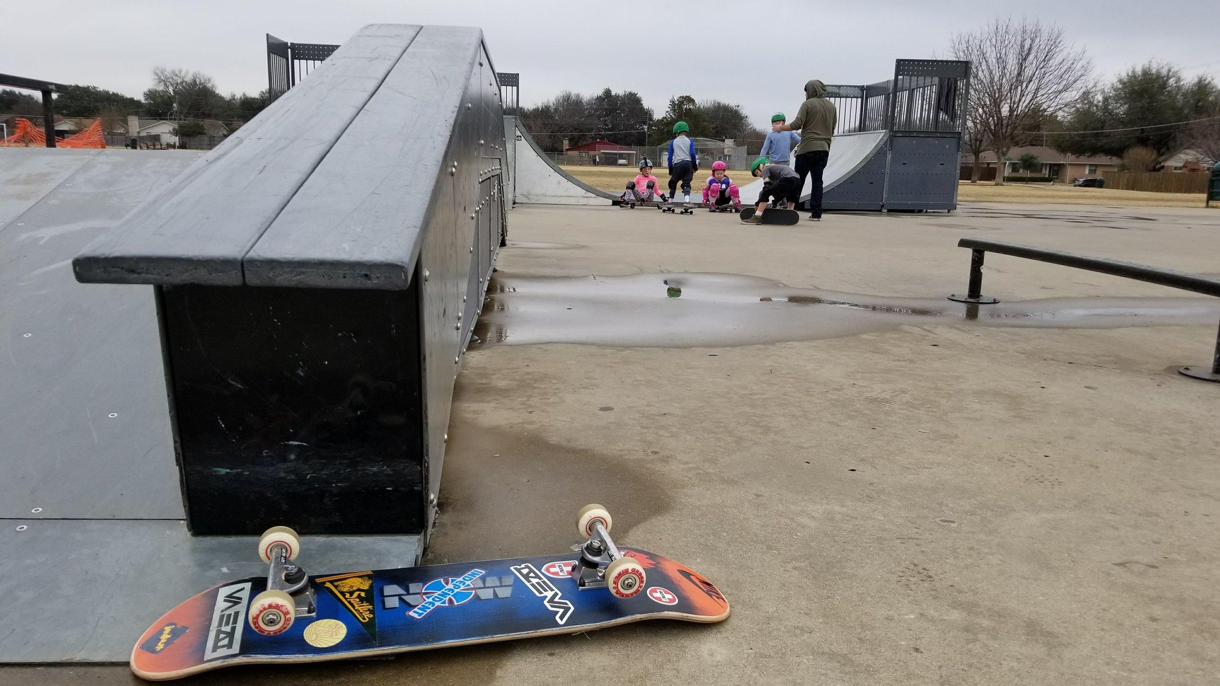St Francis Skatepark