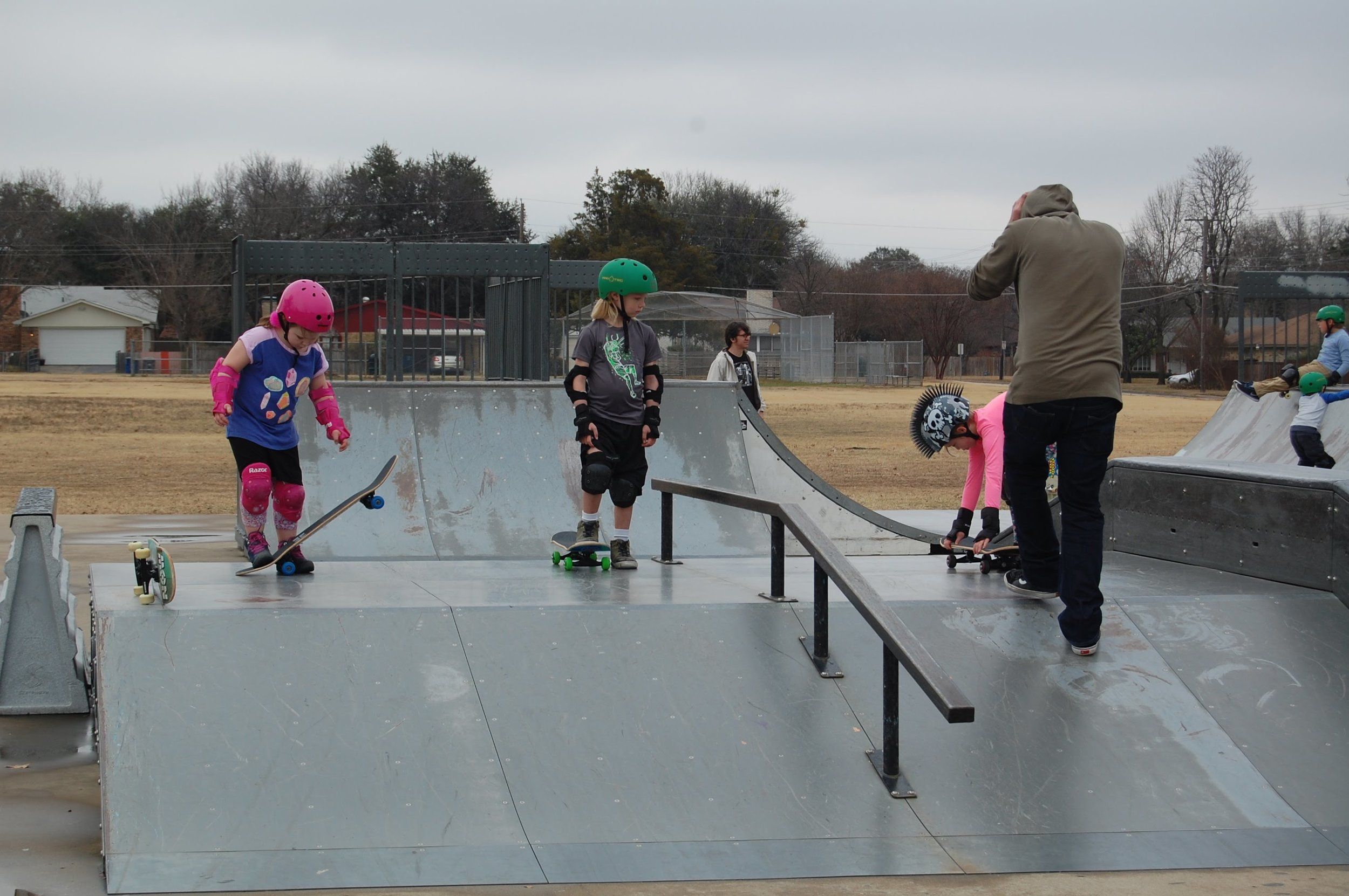 Kids love St. Francis