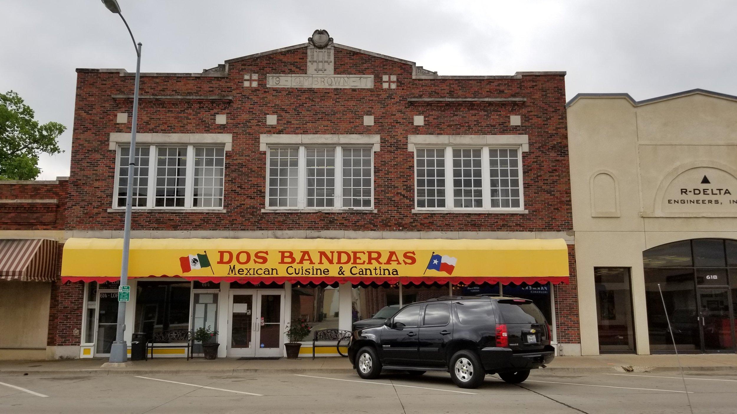 1917 Original Building, Garland, TX