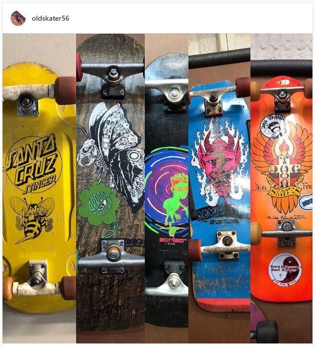 Texas Skateboard Museum Al Coker Instagram