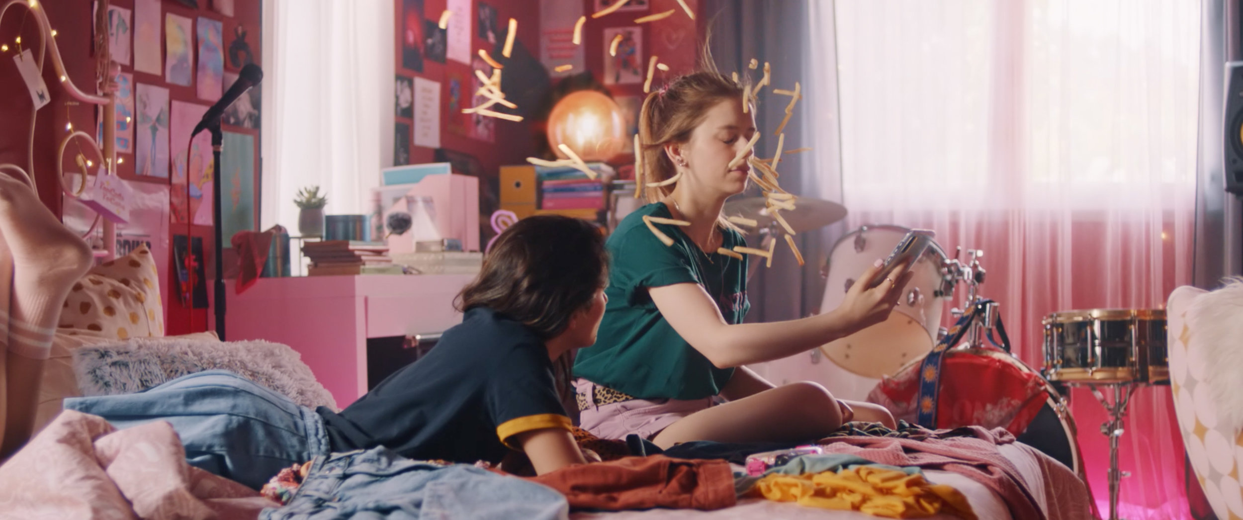 "Yorn/Vodafone ""Shake It""  TV Commercial"