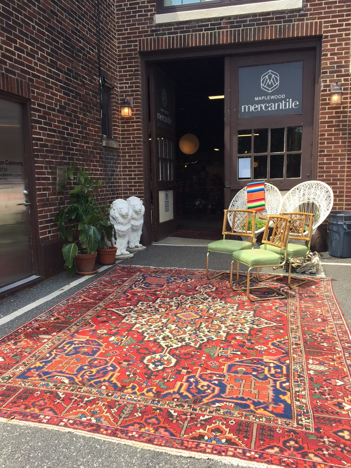 Maplewood Mercantile: Antiques, Clothing, Jewelry, Home Decor All Under One Roof  Amy Hughes / The Village Green NJ