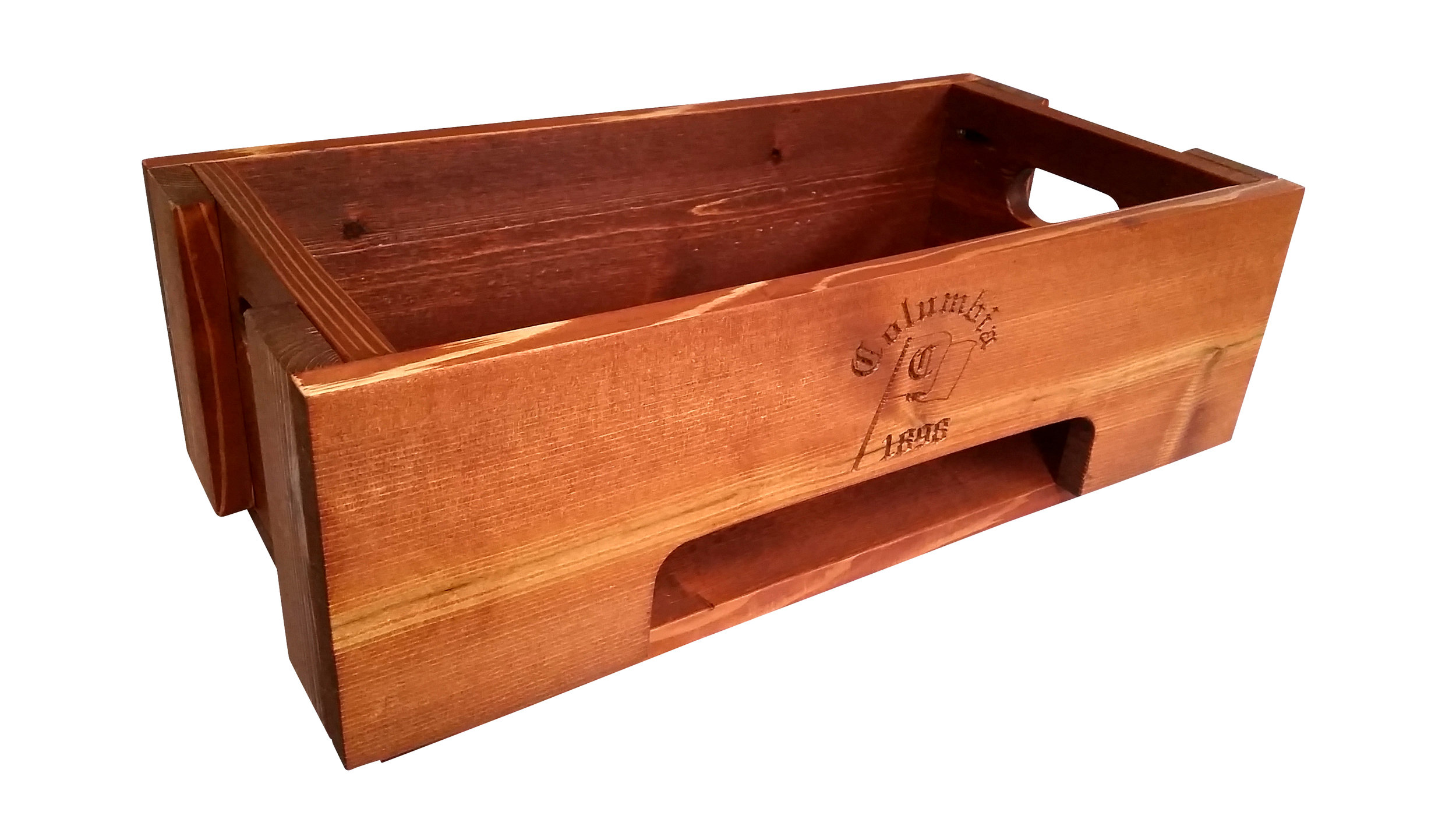 Golf Crates, Columbia Country Club, Golf Crate, Asheville Crate Company