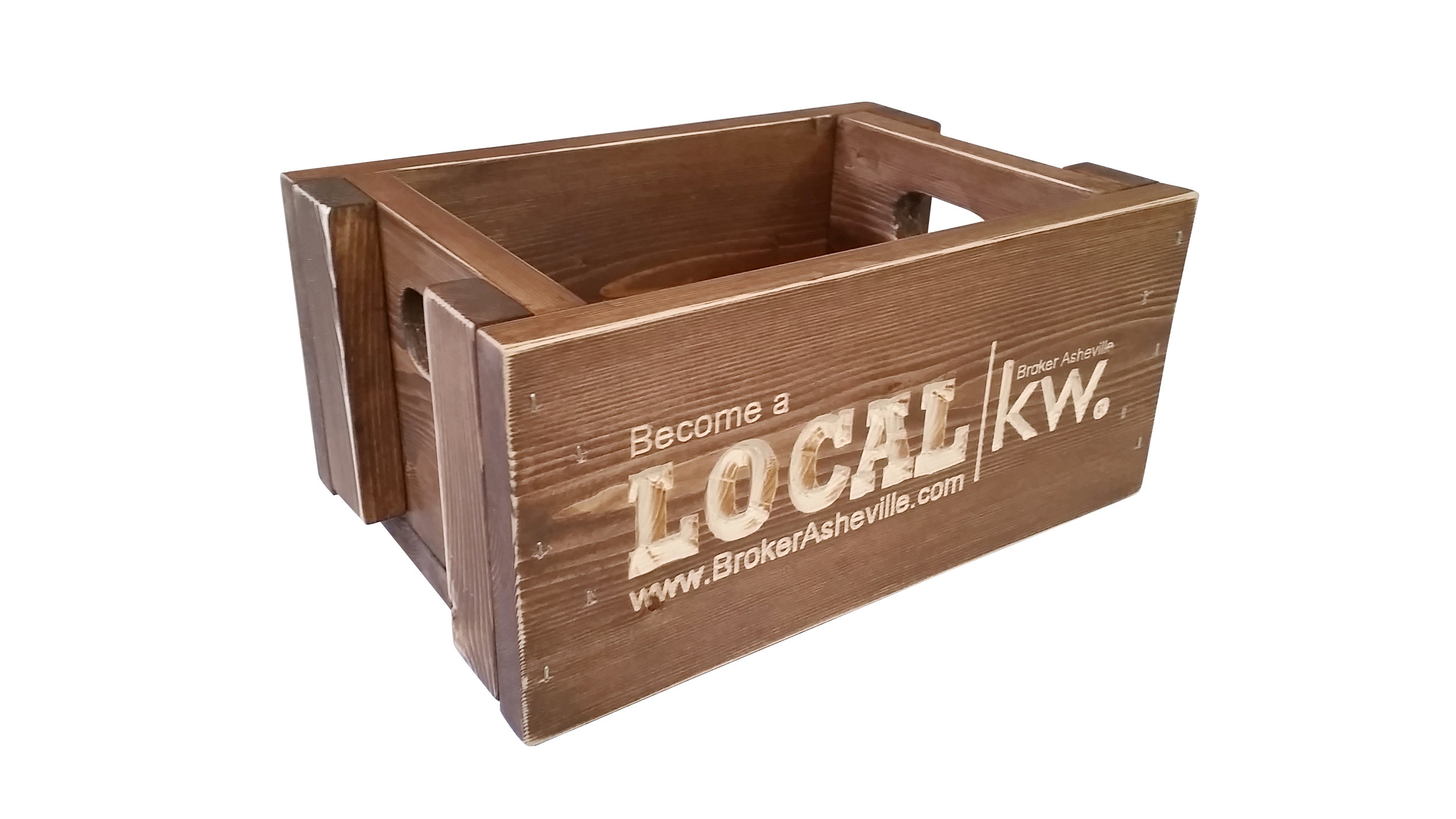 custom crates, asheville crate co.