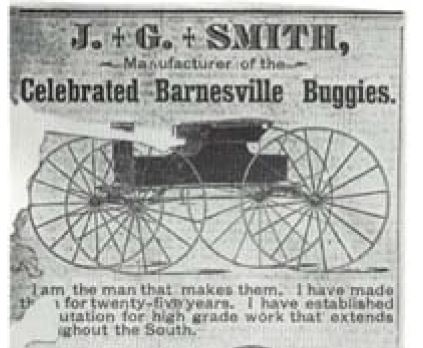 Ad from the July 2 1891 News-Gazette